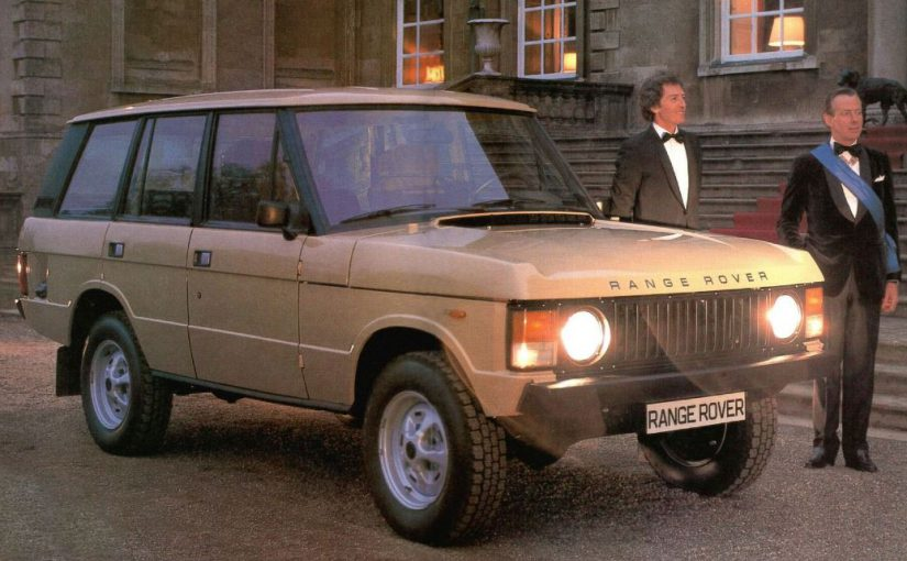 Youngtimer – Range Rover Classic (1970-96)