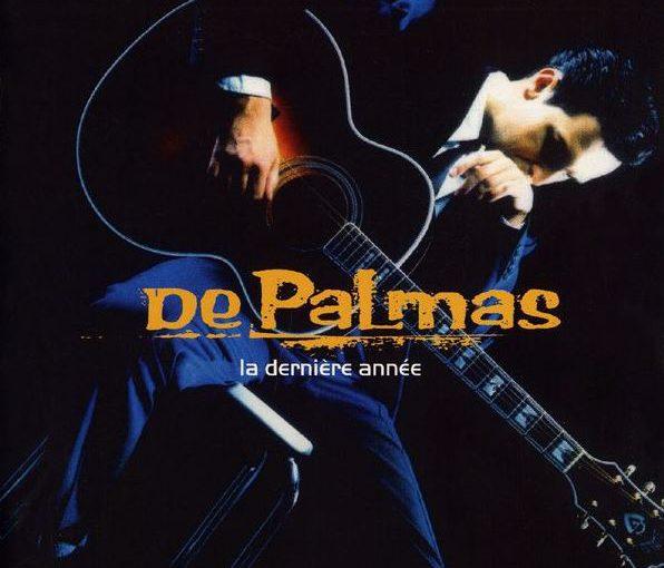Disque – Gérald de Palmas – La Dernière Année (1994)