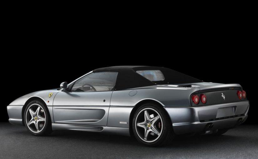 Youngtimer – Ferrari F355 (1994-1999)