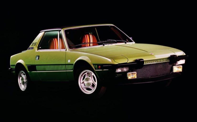 Youngtimer – Fiat-Bertone X1/9 (1973-89)