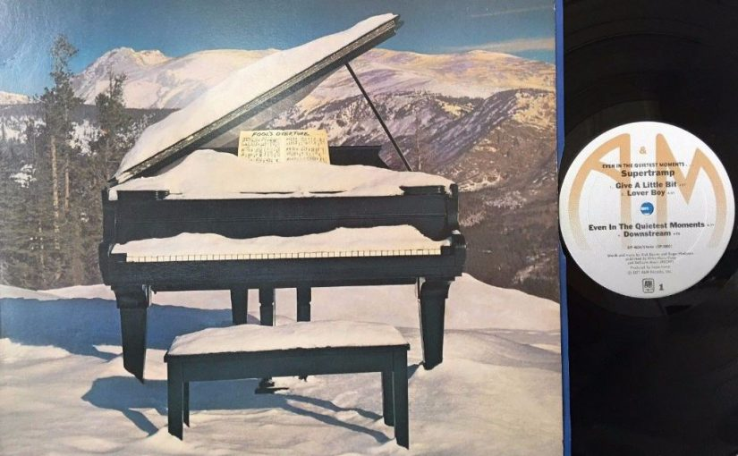 Album – Supertramp – Even in the Quietest Moments (1977)
