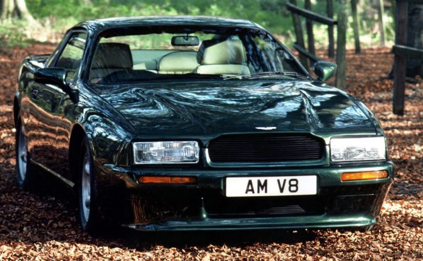 Youngtimer – Aston Martin Virage (1988-96)