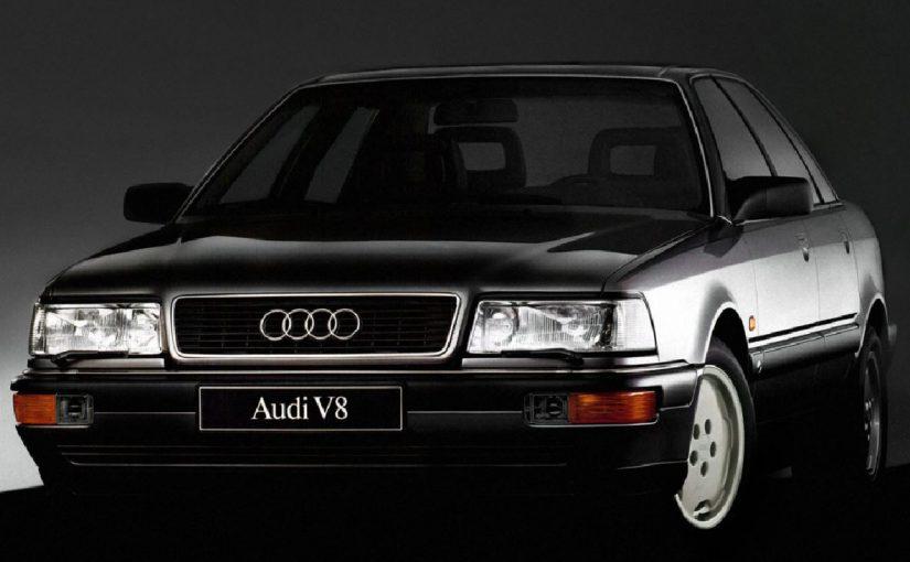 Youngtimer – Audi V8 (1989-94)