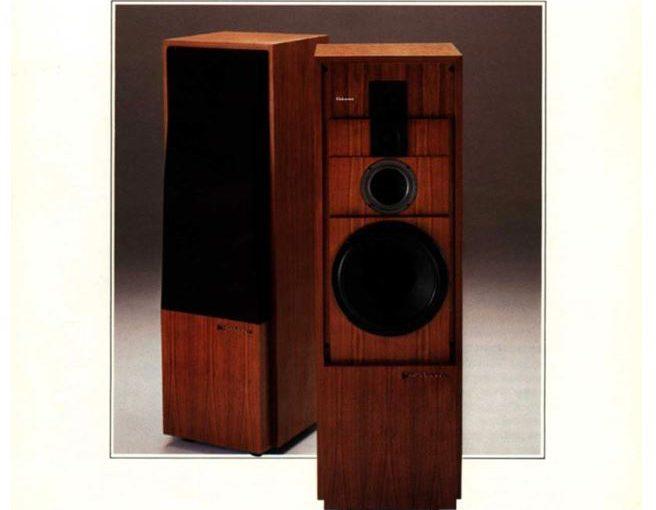 Hifi Vintage – Enceintes colonne prestigieuses : Cabasse Brigantin V (1984) & JM Lab Alcor (1991)