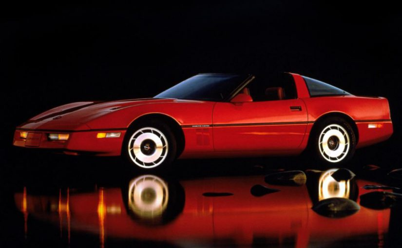 Youngtimer – Chevrolet Corvette C4 (1984-96)