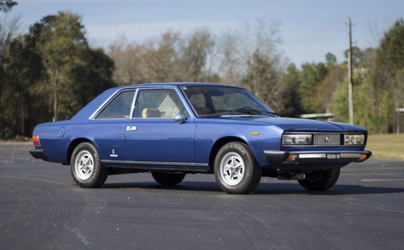 Oldtimer – Fiat 130 Coupé (1971-77)