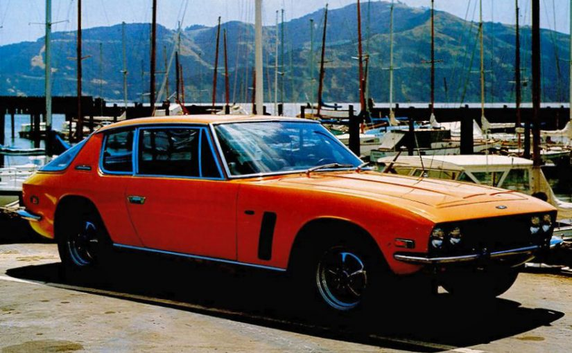 Oldtimer – Jensen Interceptor (1967-76)