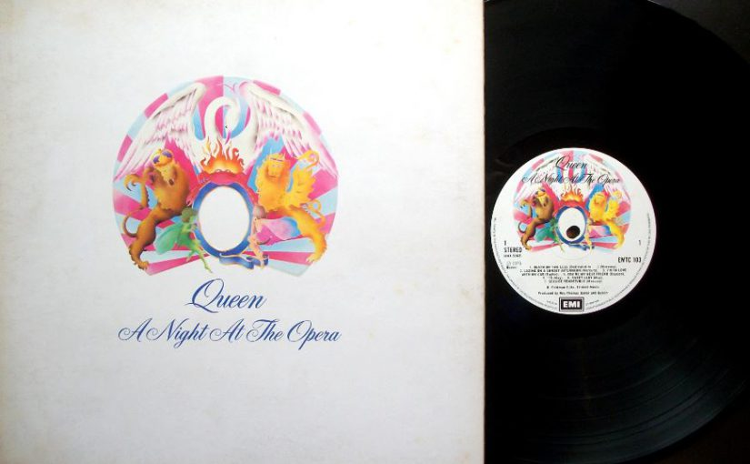 Album – Queen – A Night At The Opera (1975)