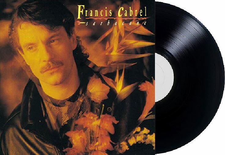 Disque – Francis Cabrel – Sarbacane (1989)