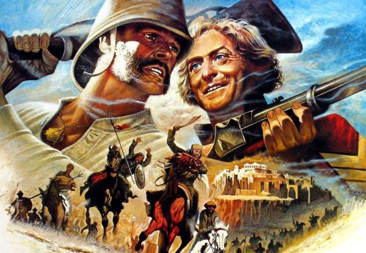 Film & Livre – L'homme qui voulut être roi (1975)