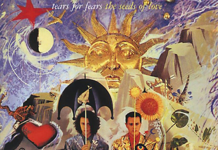 Album – Tears For Fears – The Seeds of Love (1989)