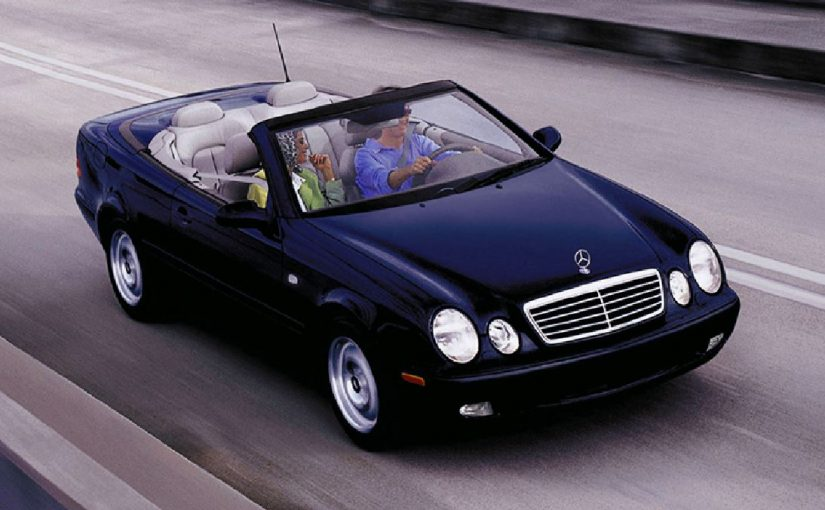 Youngtimer – Mercedes CLK (1997-2010)