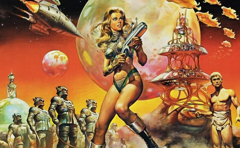 Film – Barbarella (1968)