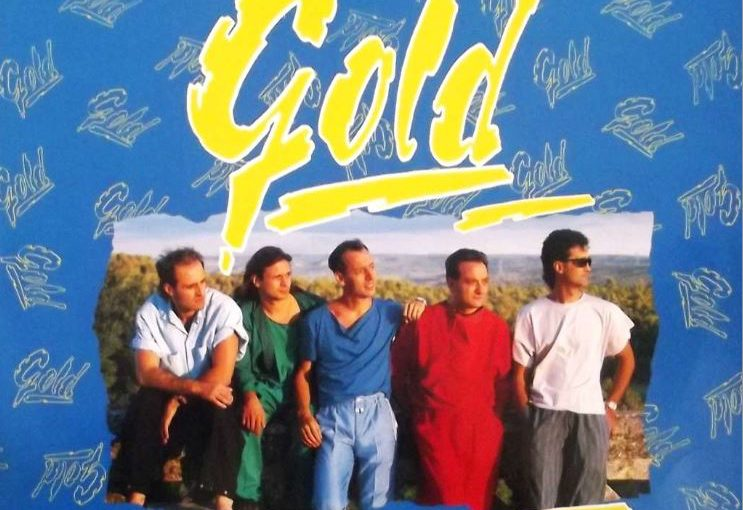 Disque – Gold – Le Train de Mes Souvenirs (1984)