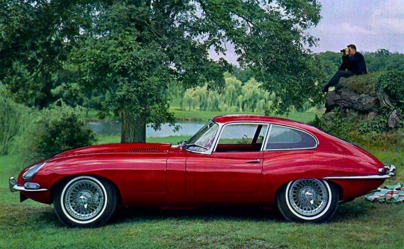 Oldtimer – Jaguar Type E (1961-75)
