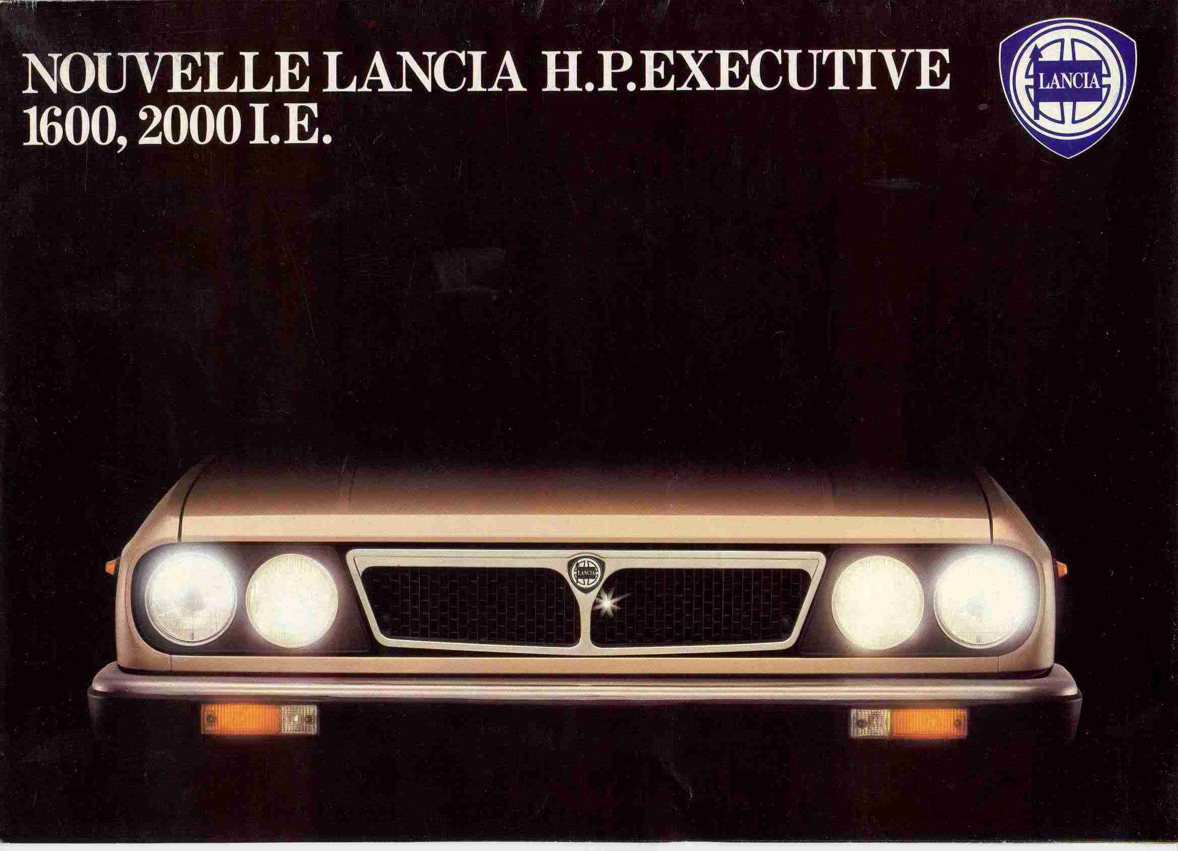 Lancia Beta Hp Executive (49 Images) - New HD Car Wallpaper