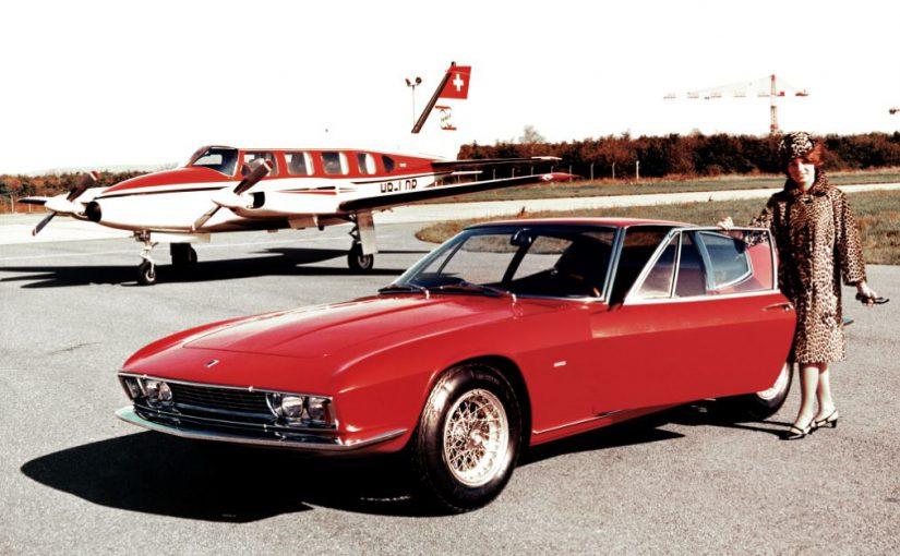 Oldtimer – Monteverdi 375 L (1967-73)