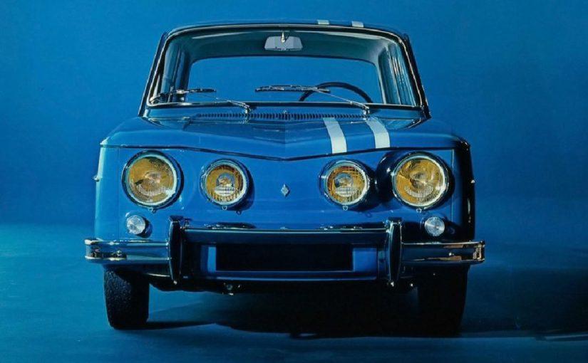 Oldtimer – Renault R8 Gordini (1964-70)