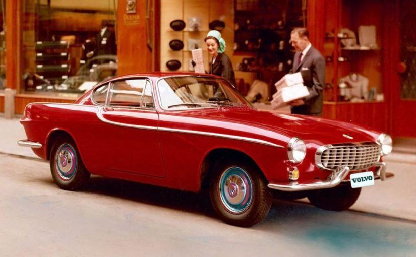 Oldtimer – Volvo P 1800 (1959-72)