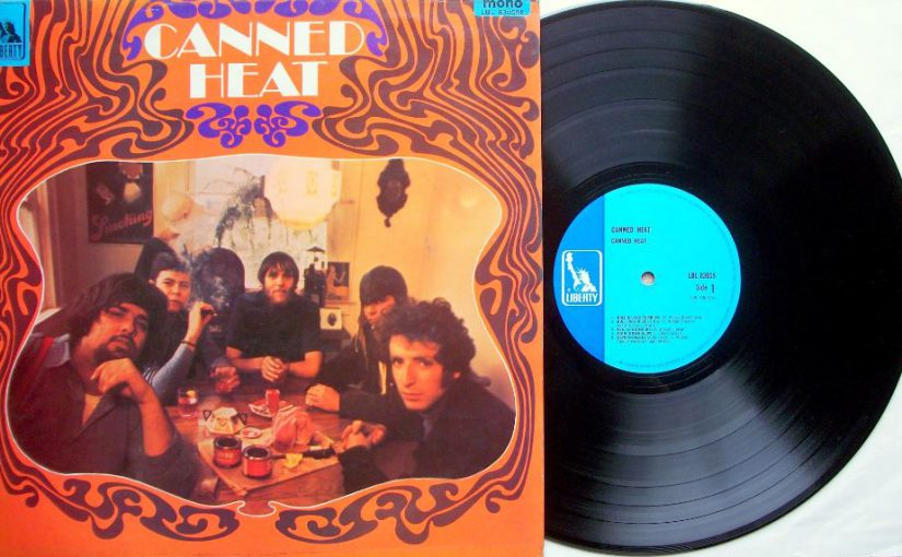 Album – Canned Heat – Canned Heat (1967)