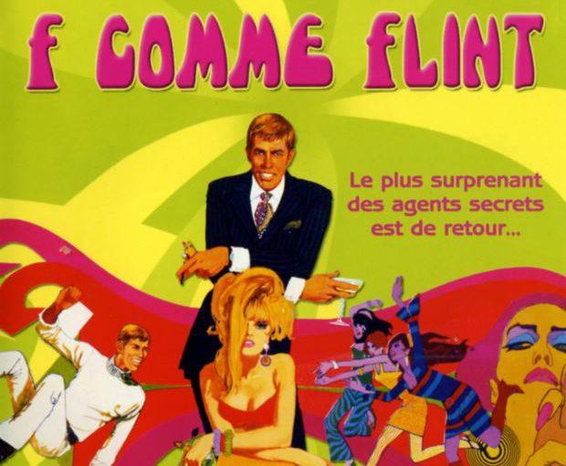 Film – F comme Flint (1967)