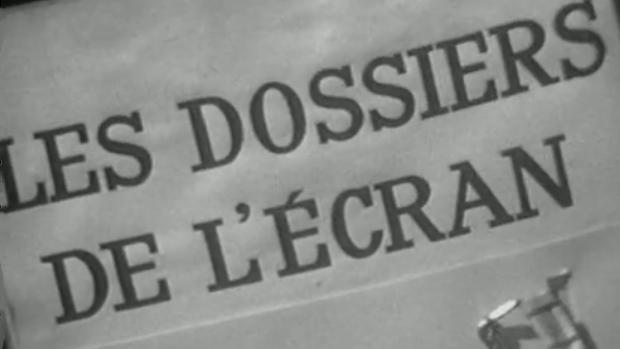 Rétroactu 1967 – Émission TV : Les dossiers de l'écran (1967-91)