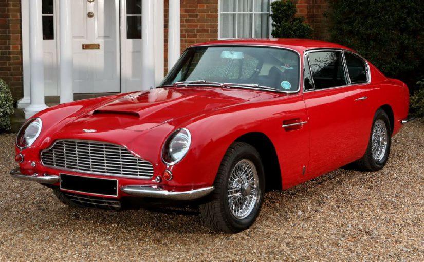 Oldtimer – Aston Martin DB6 (1965-71)