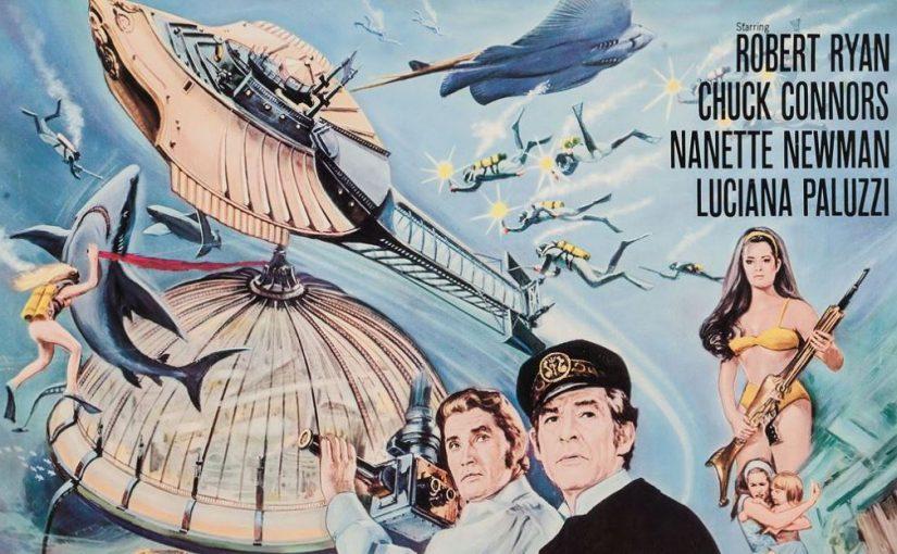 Film – Le Capitaine Nemo et la ville sous-marine (1969)