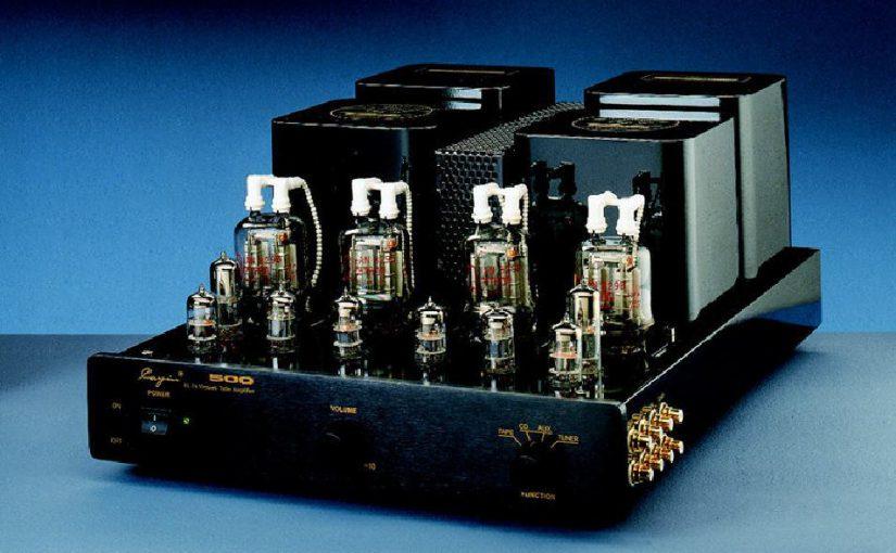 Hifi Vintage – Amplificateur à Tubes Cayin 500 (1999-2005)