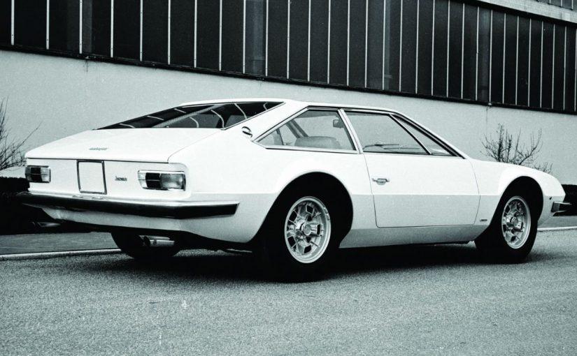Oldtimer – Lamborghini Jarama (1970-76)