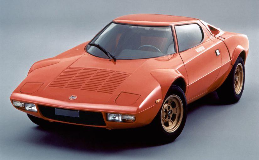 Oldtimer – Lancia Stratos (1974-75)