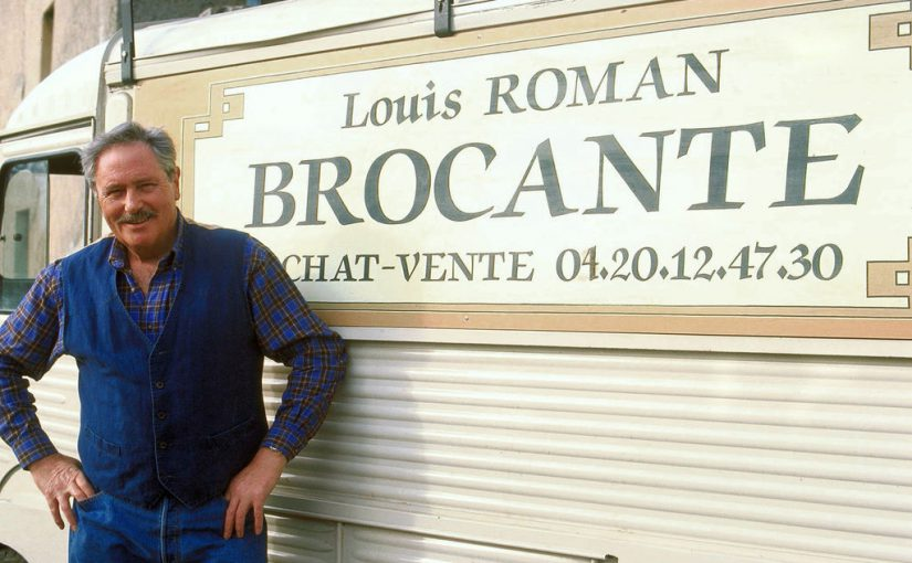 Série TV – Louis La Brocante (1998-2014)