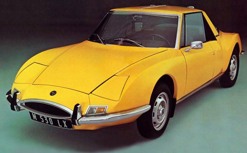 Oldtimer – Matra-Sports 530 (1967-73)