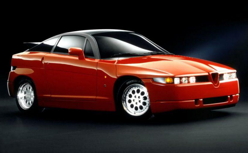 Youngtimer – Alfa Romeo SZ (1989-91) & RZ (1992-93)