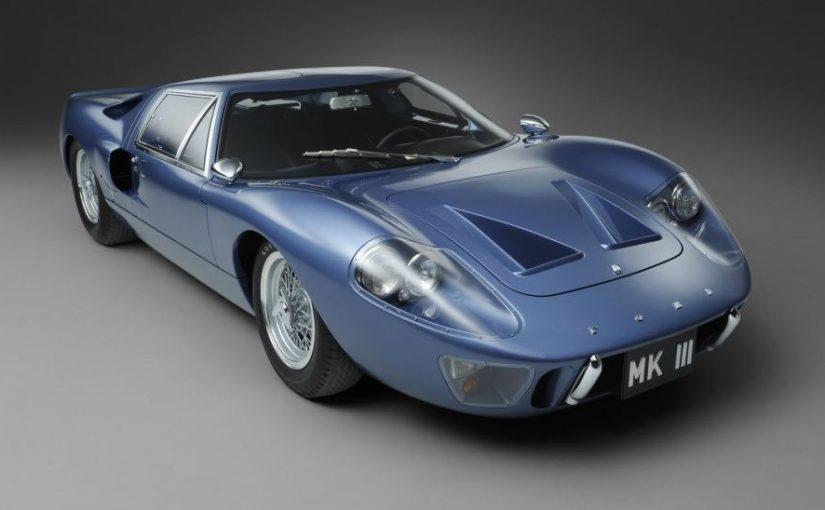 Oldtimer – Ford GT40 (1964-69)