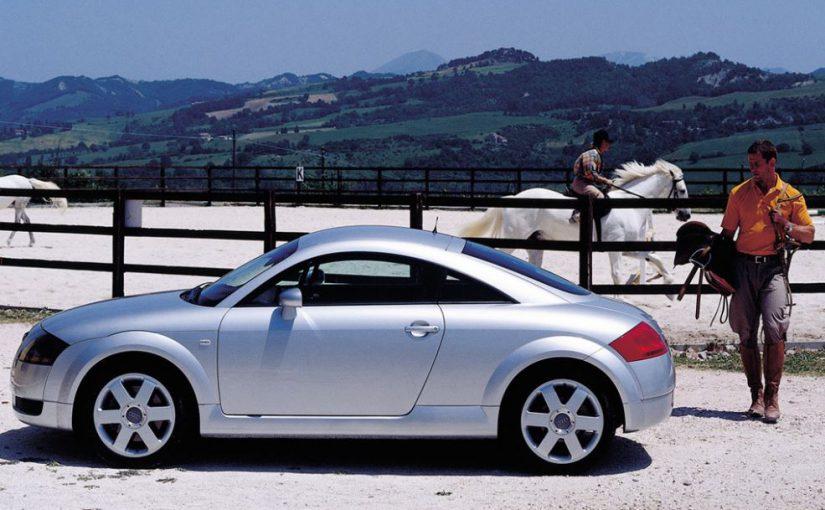 Youngtimer – Audi TT [8N] (1998-2006)