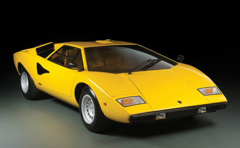 Youngtimer – Lamborghini Countach (1973-1991)