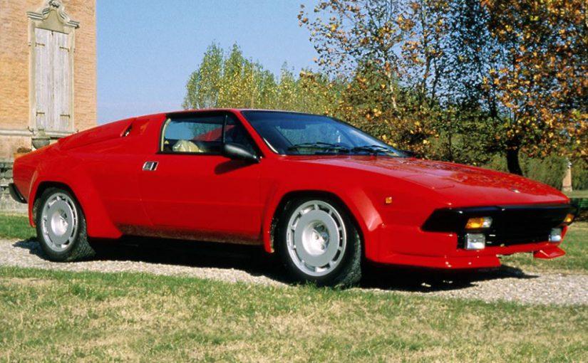Youngtimer – Lamborghini Jalpa P 350 (1981-88)