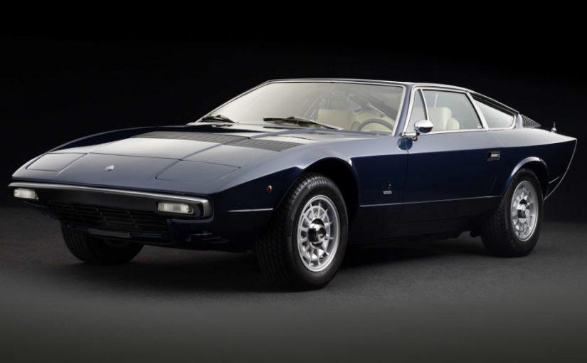 Oldtimer – Maserati Khamsin (1972-82)