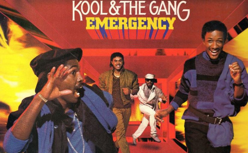 Album – Kool & The Gang – Emergency (1984)