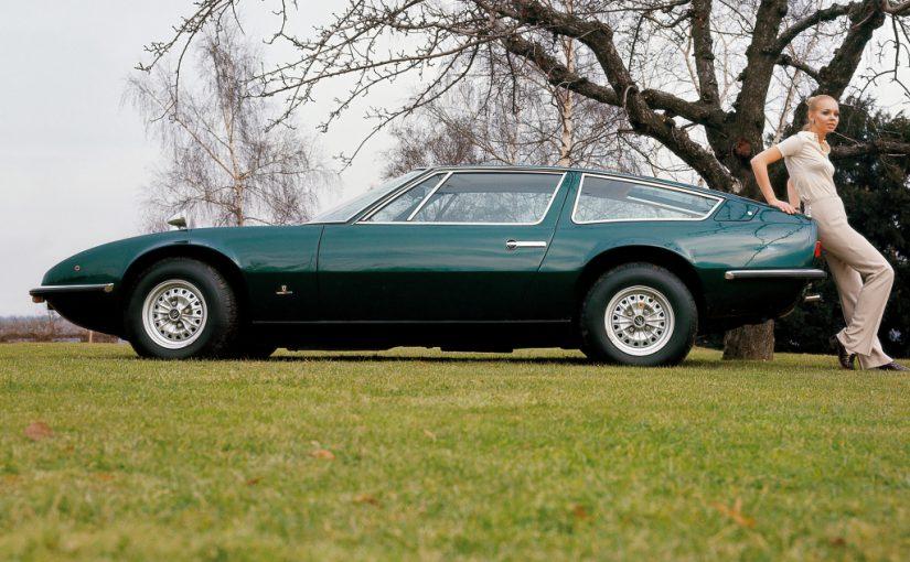 Oldtimer – Maserati Indy (1969-77)