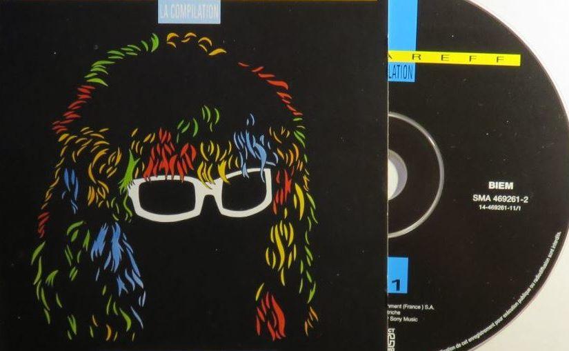 Disque – Michel Polnareff – La Compilation (1991)