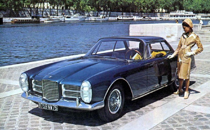 Oldtimer – Facel Véga II (1961-64)
