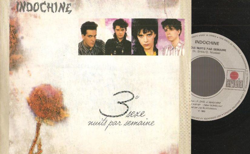 Disque – Indochine – 3 (1985)