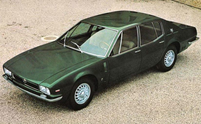 Oldtimer – Iso Rivolta Fidia 300 (1967-74)