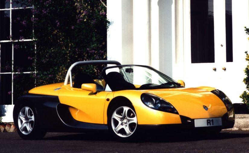 Youngtimer – Renault Sport Spider (1995-1999)