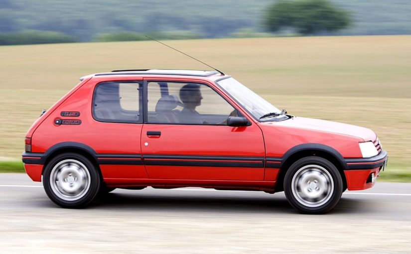 Youngtimer – Peugeot 205 GTI (1984-94)