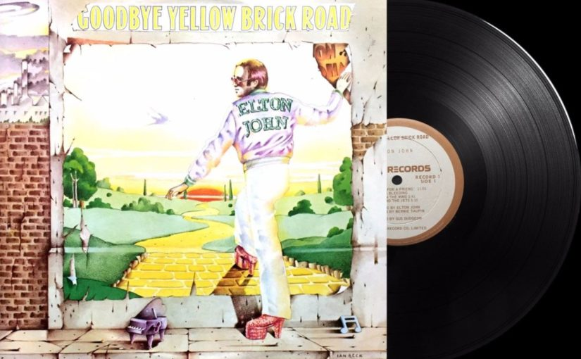 Album – Elton John – Goodbye Yellow Brick Road (1973)