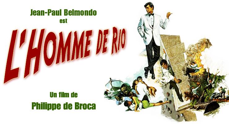 Film – L'Homme de Rio (1964)