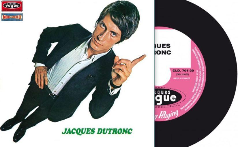 Disque – Jacques Dutronc – Et moi, et moi, et moi (1966)